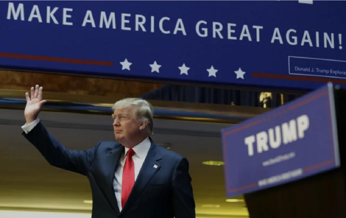 Donald J. Trump 2020 Presdential Campaign